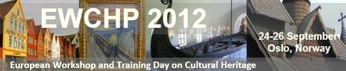 European Workshop and Training Day on Cultural Heritage